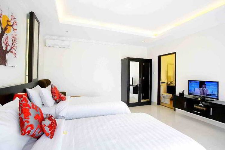 De Bharata Bali Villas Seminyak Denpasar Bali Holidays To