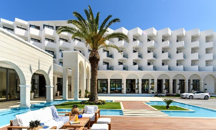 Mitsis Holidays to Greece with Mitsis Hotels